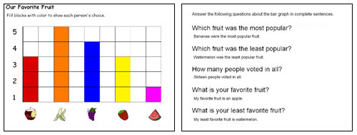 Simple Surveys And Great Graphs Lesson Plan Creative Educator